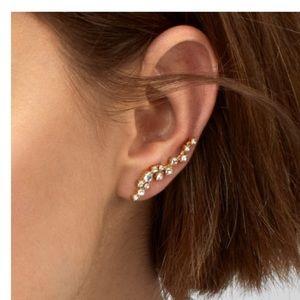 BaubleBar Jewelry - Bauble Bar Farrah Ear Crawlers